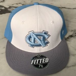 Men's Fitted North Carolina Hat size 7 3/8
